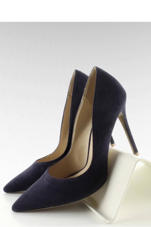 Pantofi cu toc subtire (stiletto) model 63230 Inello