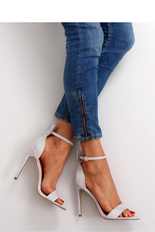 Sandale cu toc model 84732 Inello