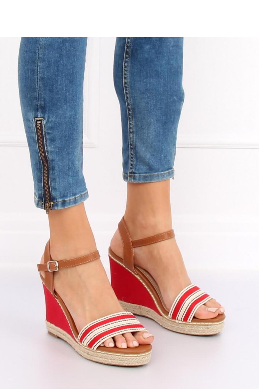 Sandale cu toc model 130294 Inello