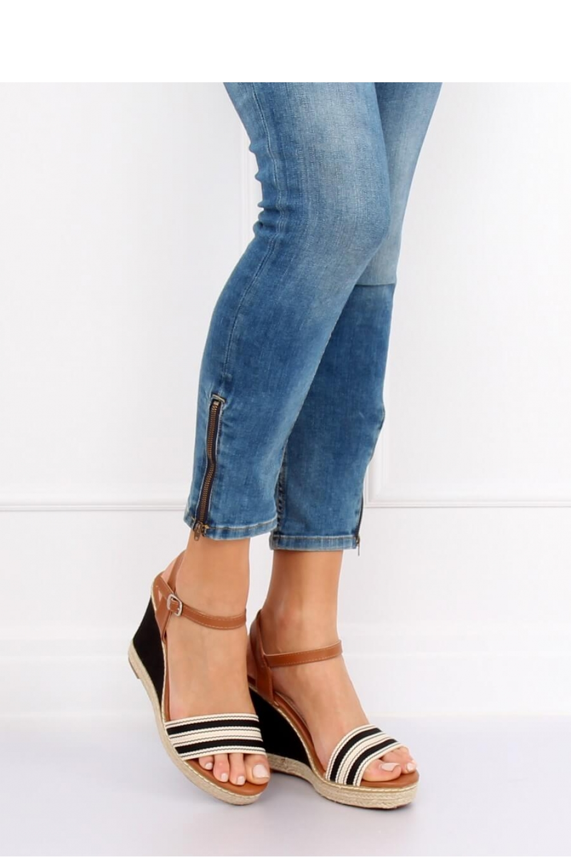 Sandale cu toc model 130296 Inello