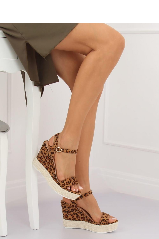 Sandale cu toc model 131056 Inello