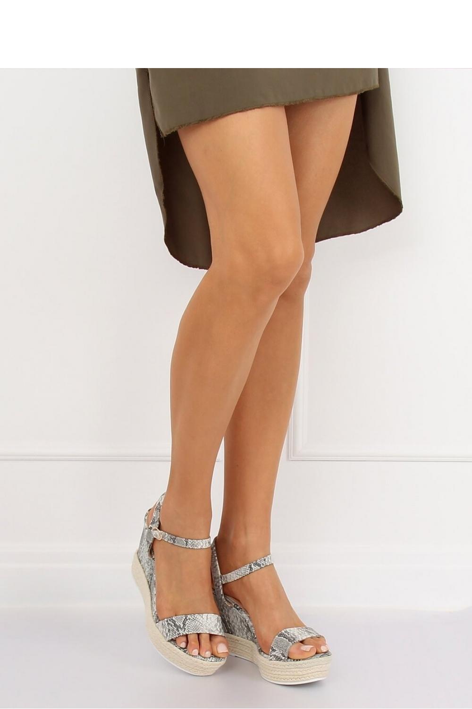 Sandale cu toc model 131057 Inello