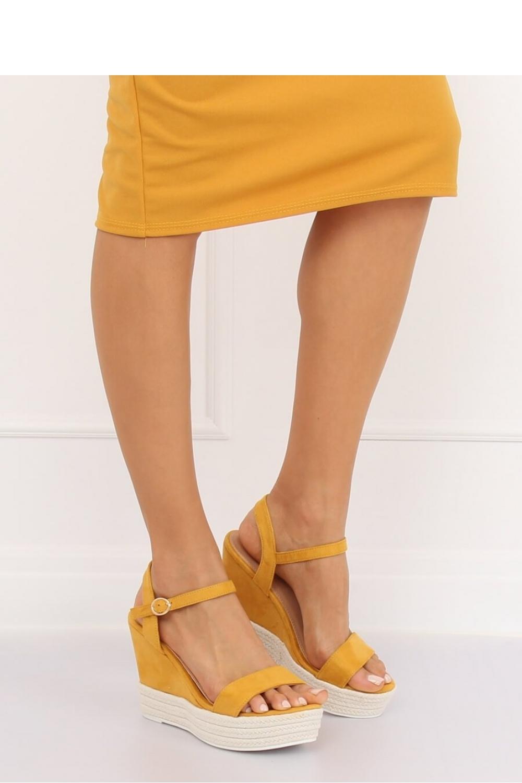 Sandale cu toc model 131059 Inello