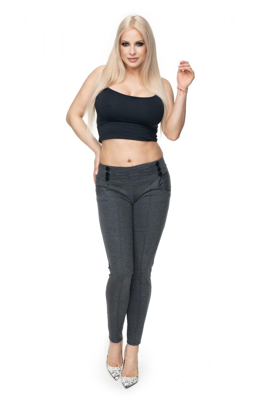 Pantaloni lungi model 131925 PeeKaBoo