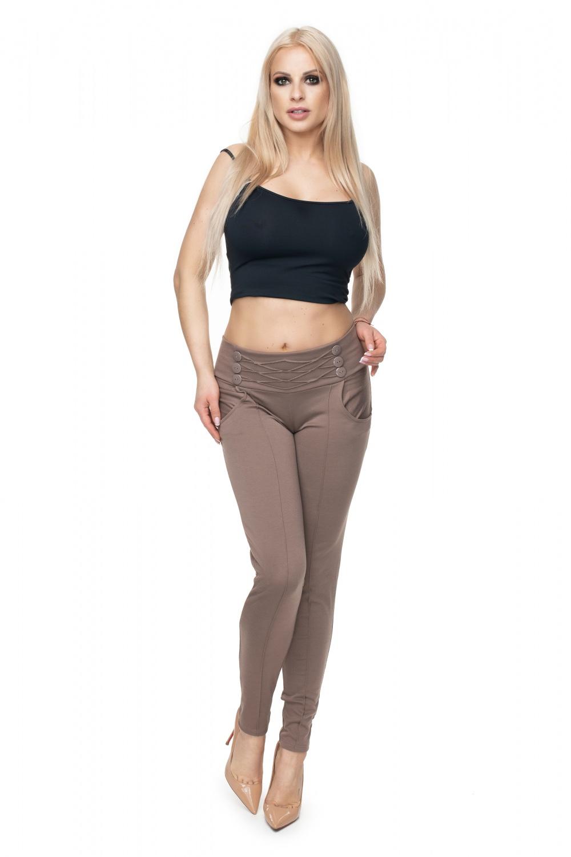 Pantaloni lungi model 131926 PeeKaBoo