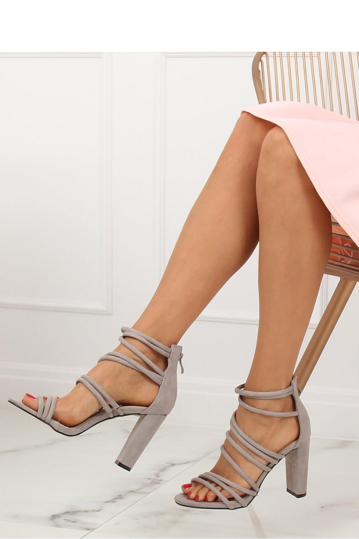 Sandale cu toc model 133107 Inello