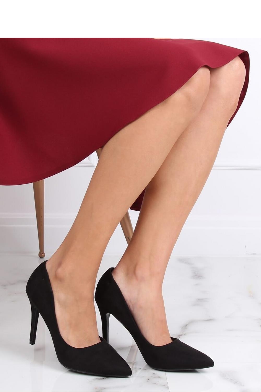Pantofi cu toc subtire (stiletto) model 137459 Inello