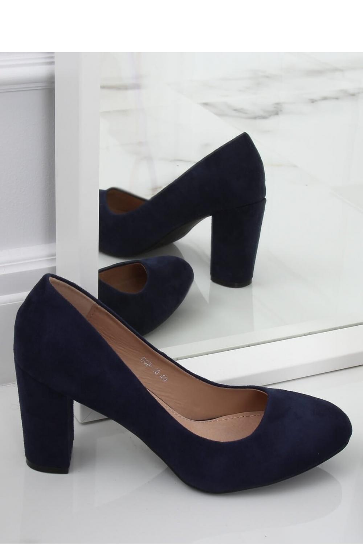 Pantofi dcu toc gros model 144382 Inello