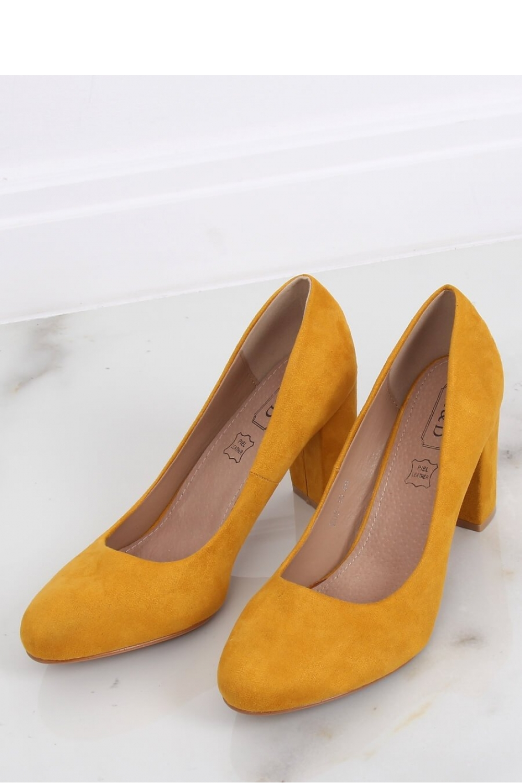 Pantofi dcu toc gros model 144383 Inello