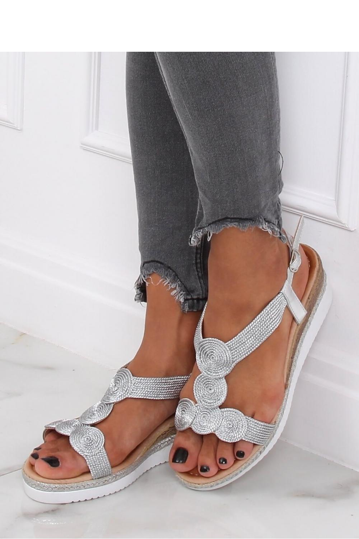 Sandale cu toc model 145903 Inello