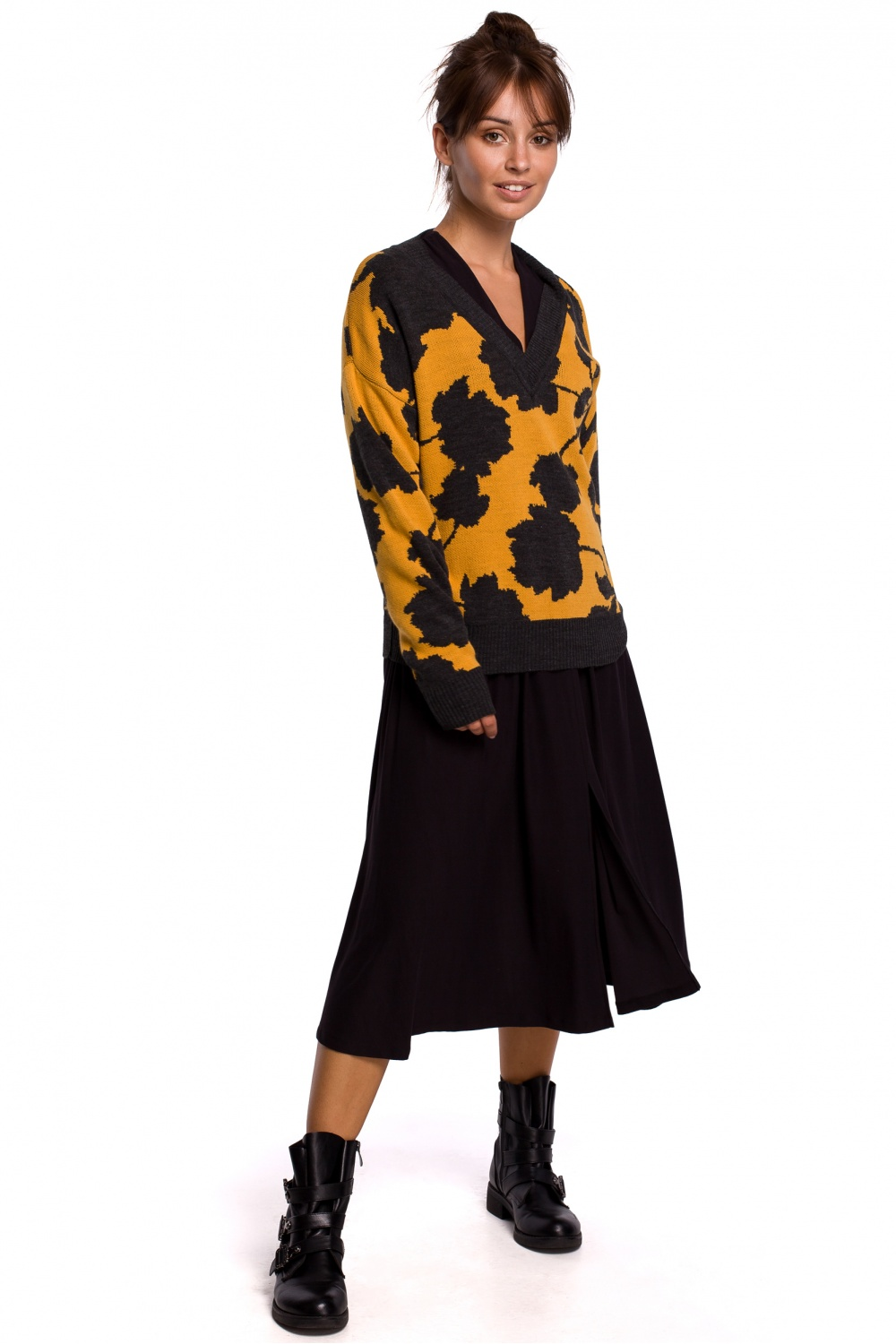 Pulover model 148237 BE Knit