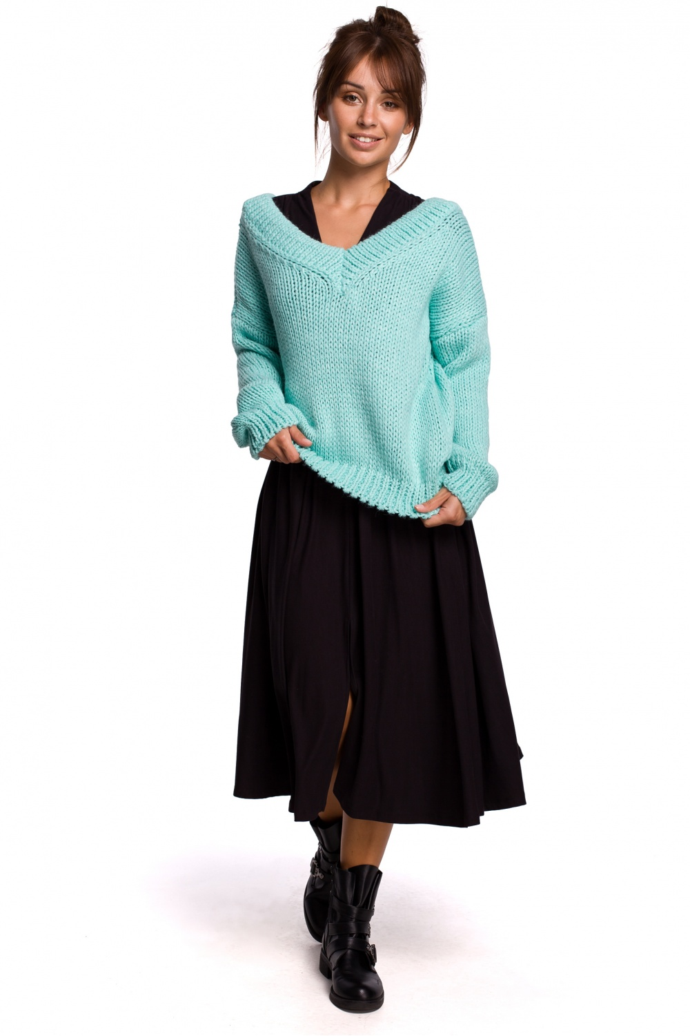 Pulover model 148277 BE Knit