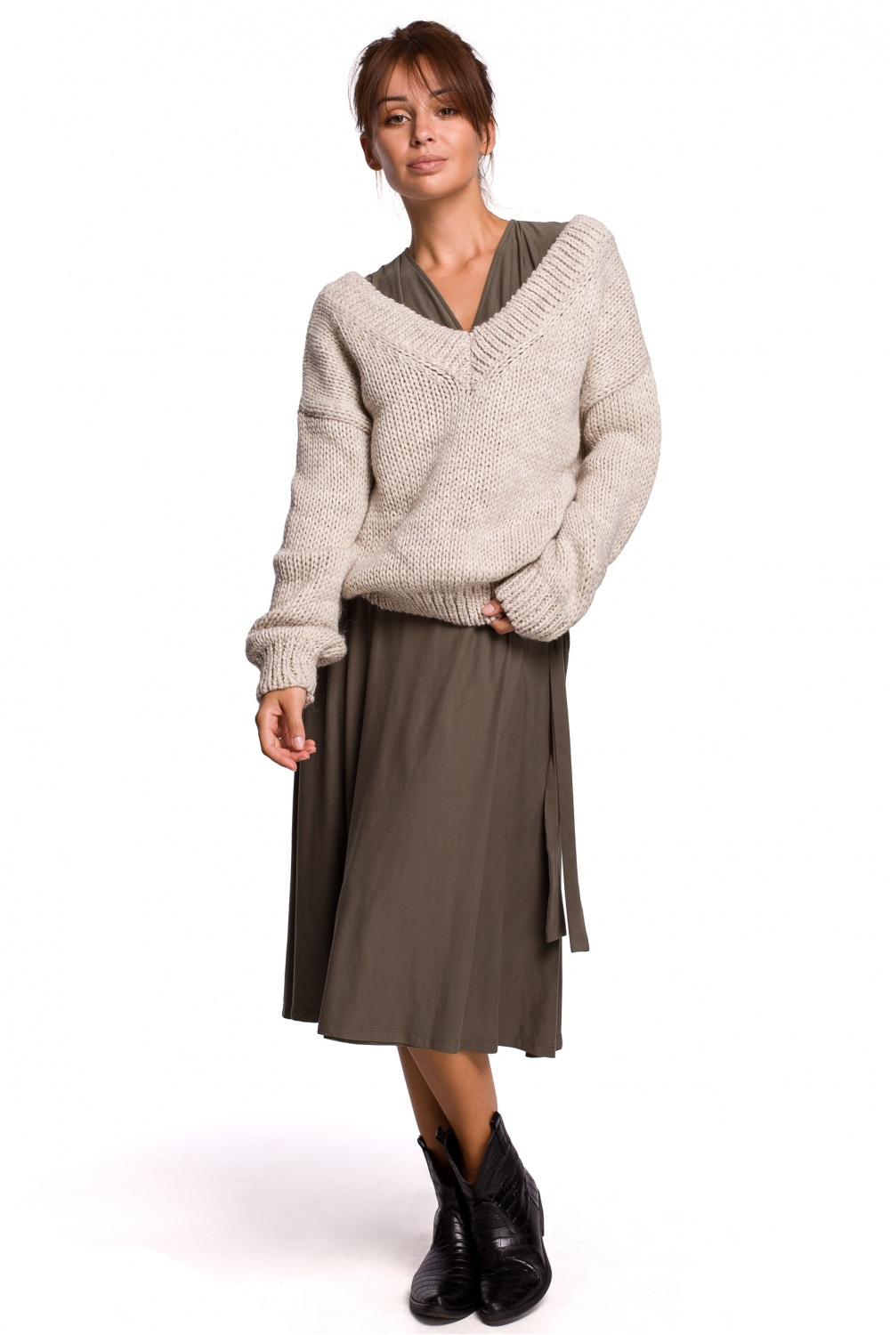 Pulover model 148279 BE Knit