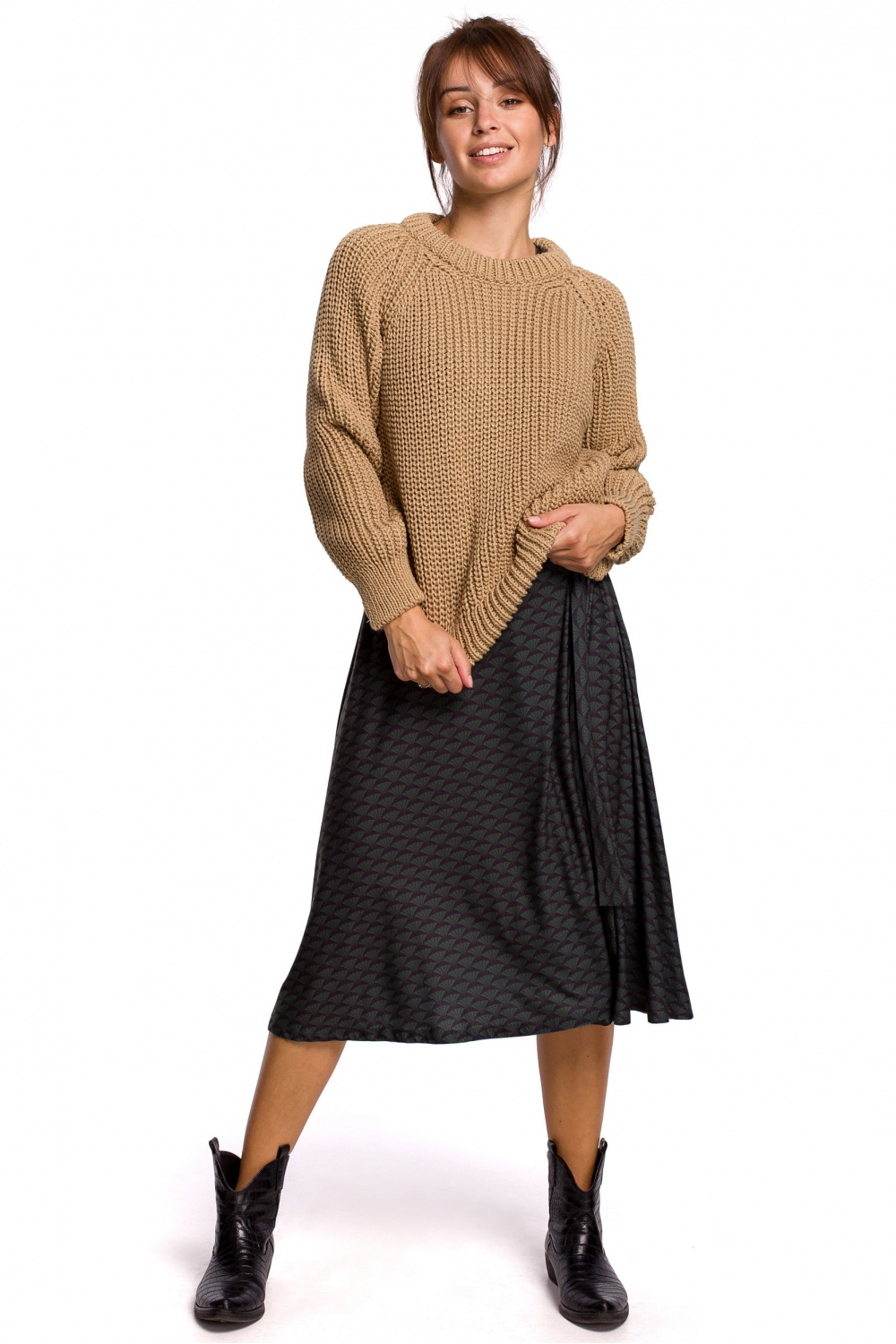 Pulover model 148280 BE Knit