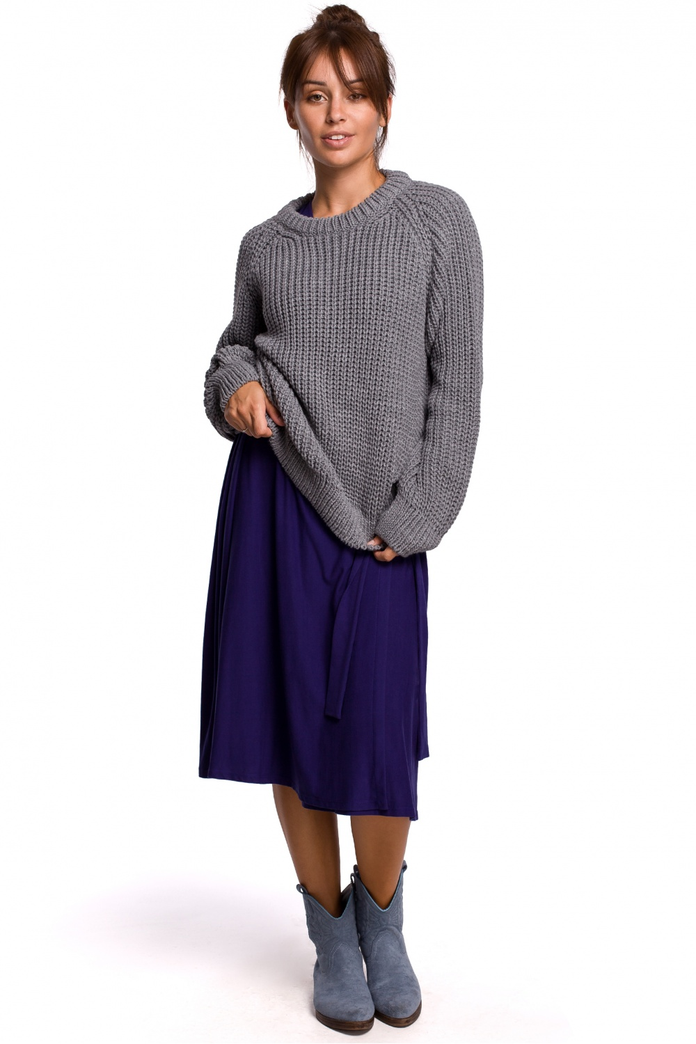 Pulover model 148282 BE Knit