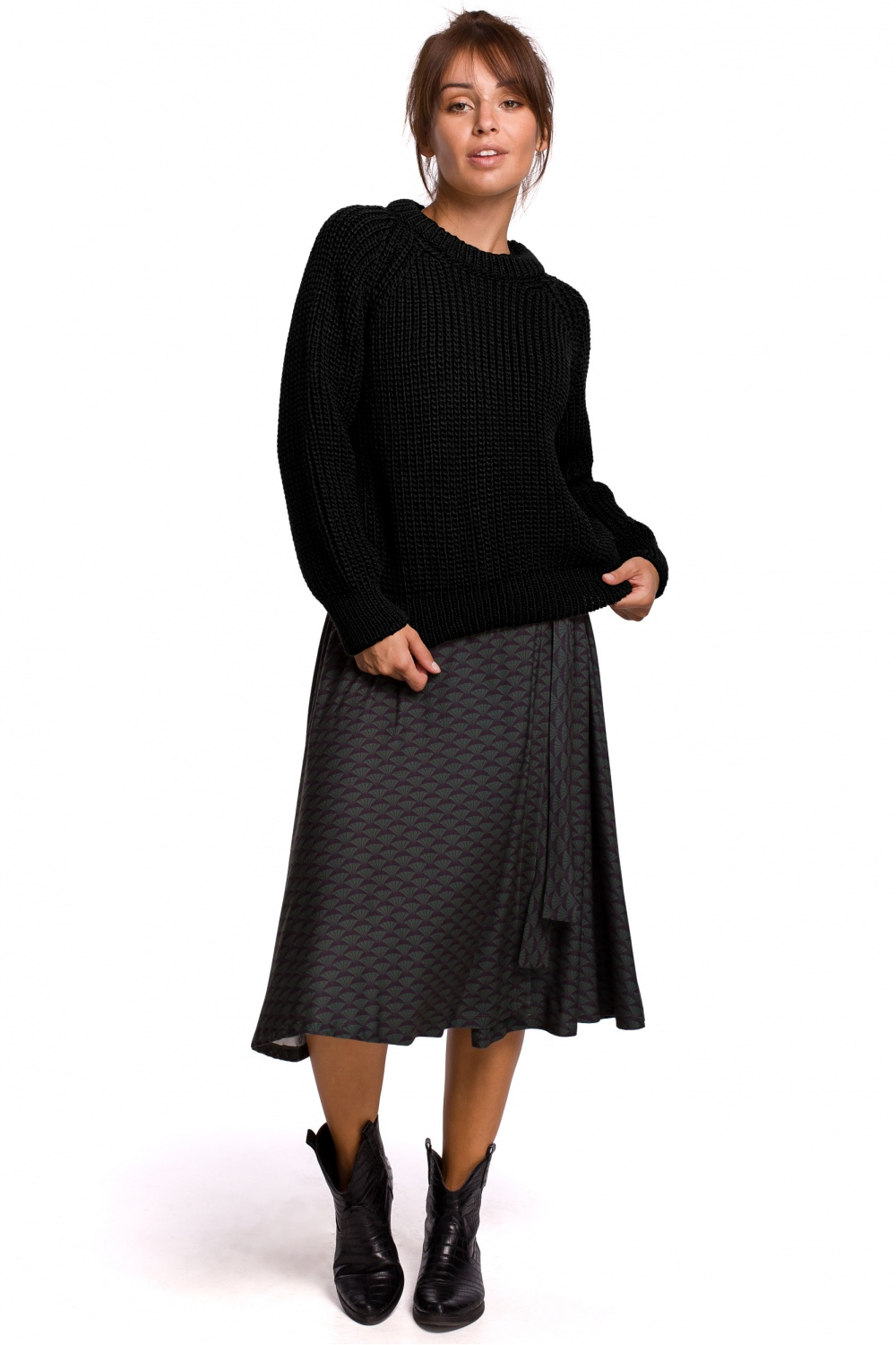 Pulover model 148283 BE Knit
