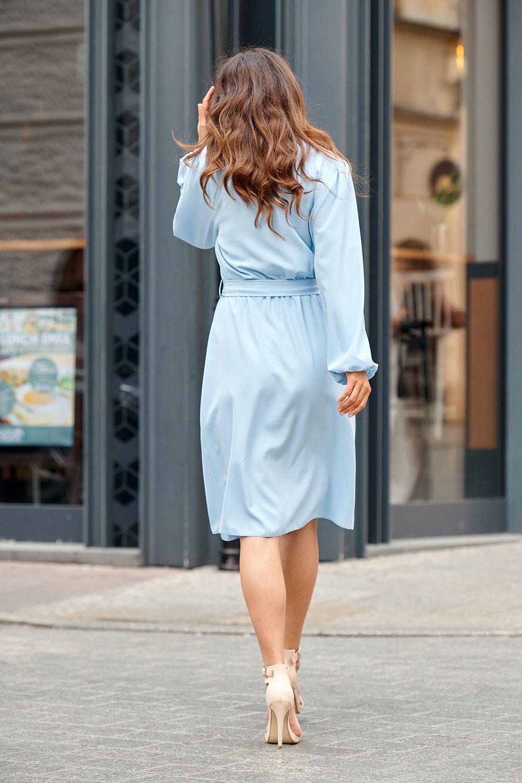 Sukienka Model L345 Sky Blue - Lemoniade