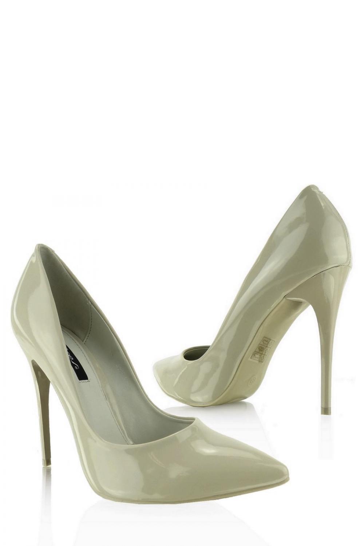 Pantofi cu toc subtire (stiletto) model 42574 Heppin